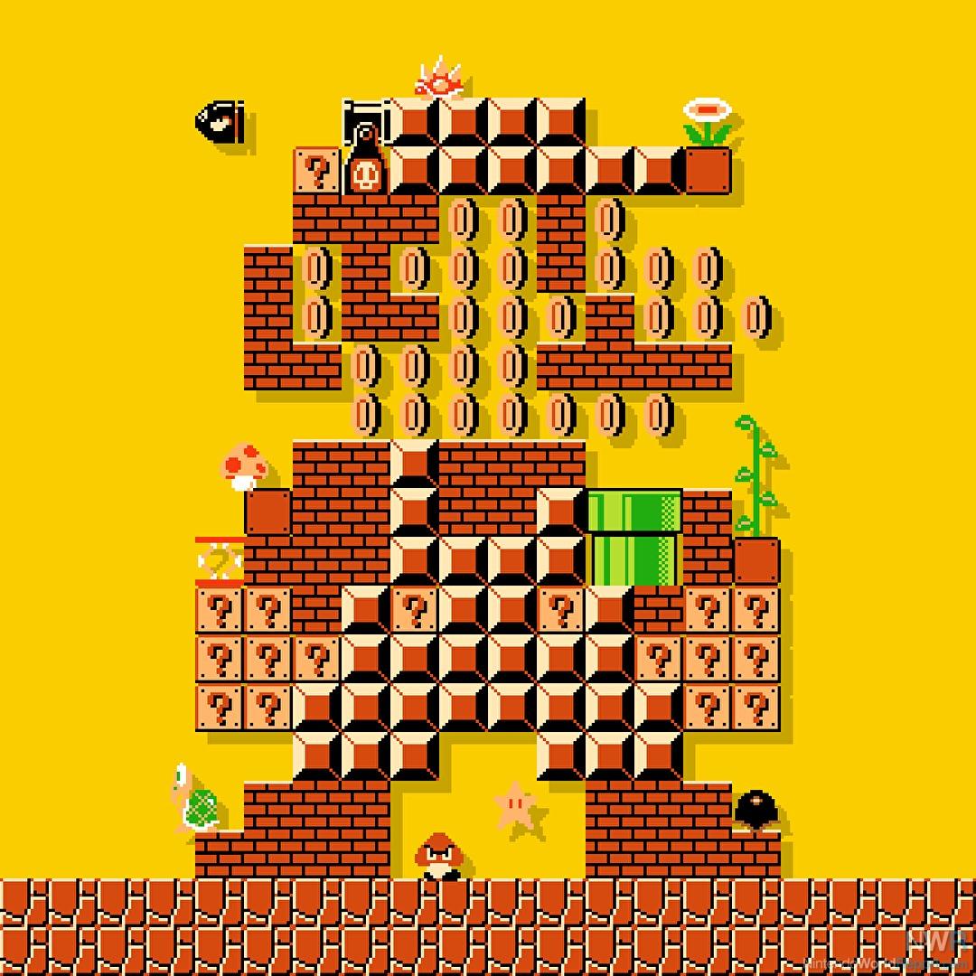Super Mario Maker Interaccin De Los Amiibo Y El Modo