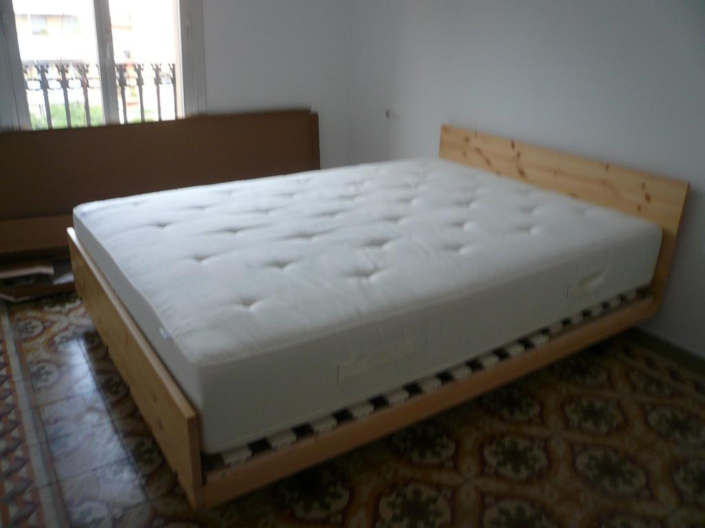 Esta es la cama que lo proteger de un sismo for Cama que se dobla
