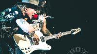 Tremenda pelea de Axl Rose y Steven Adler, una curiosidad de Guns N' Roses