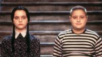 Vean al pequeño Pericles Addams 26 años después del estreno de la película