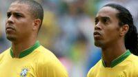 Comparan legendario gol de Ronaldinho con el de un niño del Barcelona