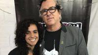 Noodles (The Offspring) habló con Pamela Ospina para Radioacktiva.com