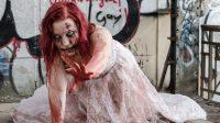 Los macabros maquillajes de Halloween por Rani Haese