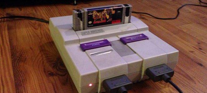 Es Oficial Nintendo Lanzara El Snes Classic Edition Con 21 Juegos
