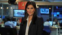 Con video, presentadora Vanessa De la Torre se quejó porque un taxista la bajó del carro