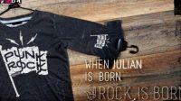 Nos ganamos el Effie de Oro por Rock is Born, nuestra camiseta para padres e hijos rockeros