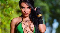 ¡BOMBA! Filtran fotos de Zelina Vega, una de las divas de WWE, totalmente desnuda