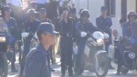 Video inédito de Michael Jackson rodeado de policías españoles en 1992