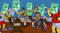 Pelea entre Dayro Moreno y Jeison Lucumí desata los mejores memes de la jornada