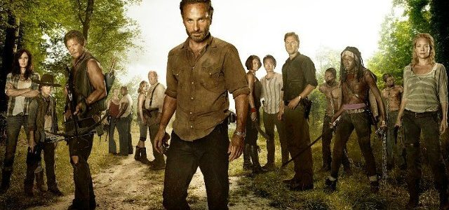 Revelan avances del final de la temporada 10 de 'The Walking Dead'