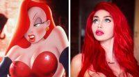 Pixee Fox, la mujer que se realizó 200 cirugías para ser Jessica Rabbit y 'La Sirenita'
