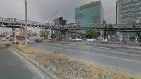 Joven saltó desde puente peatonal en Bogotá para evitar que lo robaran y ahora no puede caminar