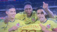 En fotos: Siga minuto a minuto el partido entre Colombia y Japón