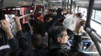 Linda propuesta de matrimonio… ¡En TransMilenio!