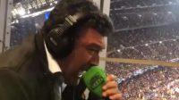 Narrador de fútbol enloquece con goles de Lio Messi