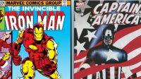¡Genial!  Hasbro recreó las clásicas portadas de cómics Marvel con nuevos juguetes