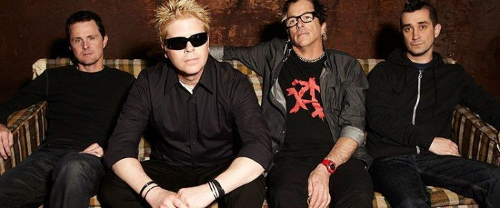 The Offspring revela el video de su cover de 'Christmas (Baby Please Come Home)'