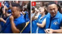 Jefe obliga a sus empleados a beber sangre de pollo y comer pescado vivo por su bajo rendimiento