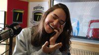 La apneista colombiana Sofía Gómez estuvo en El Gallo