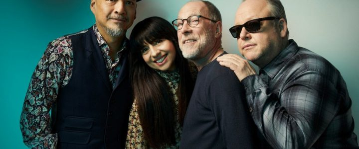 Pixies lanzó su nuevo sencillo 'Hear Me Out' con un épico video