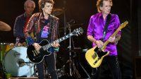 Ronnie Wood revela nuevos detalles del próximo disco de The Rolling Stones