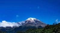 Las increíbles fotos del Nevado del Tolima tomadas desde Bogotá