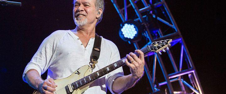 El Salón de la Fama del Rock rendirá tributo a Eddie Van Halen