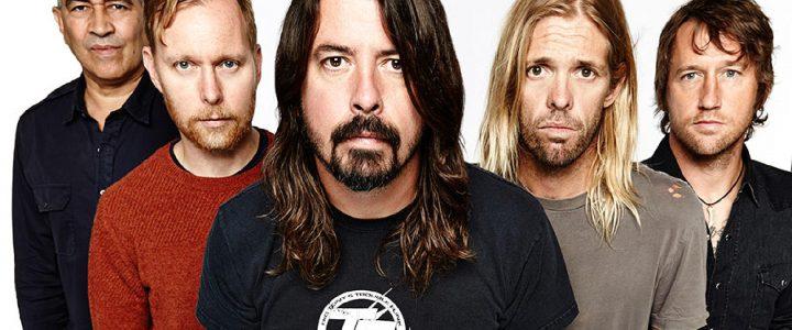 ¡Paren todo! Foo Fighters lanza un EP sorpresa con canciones en vivo