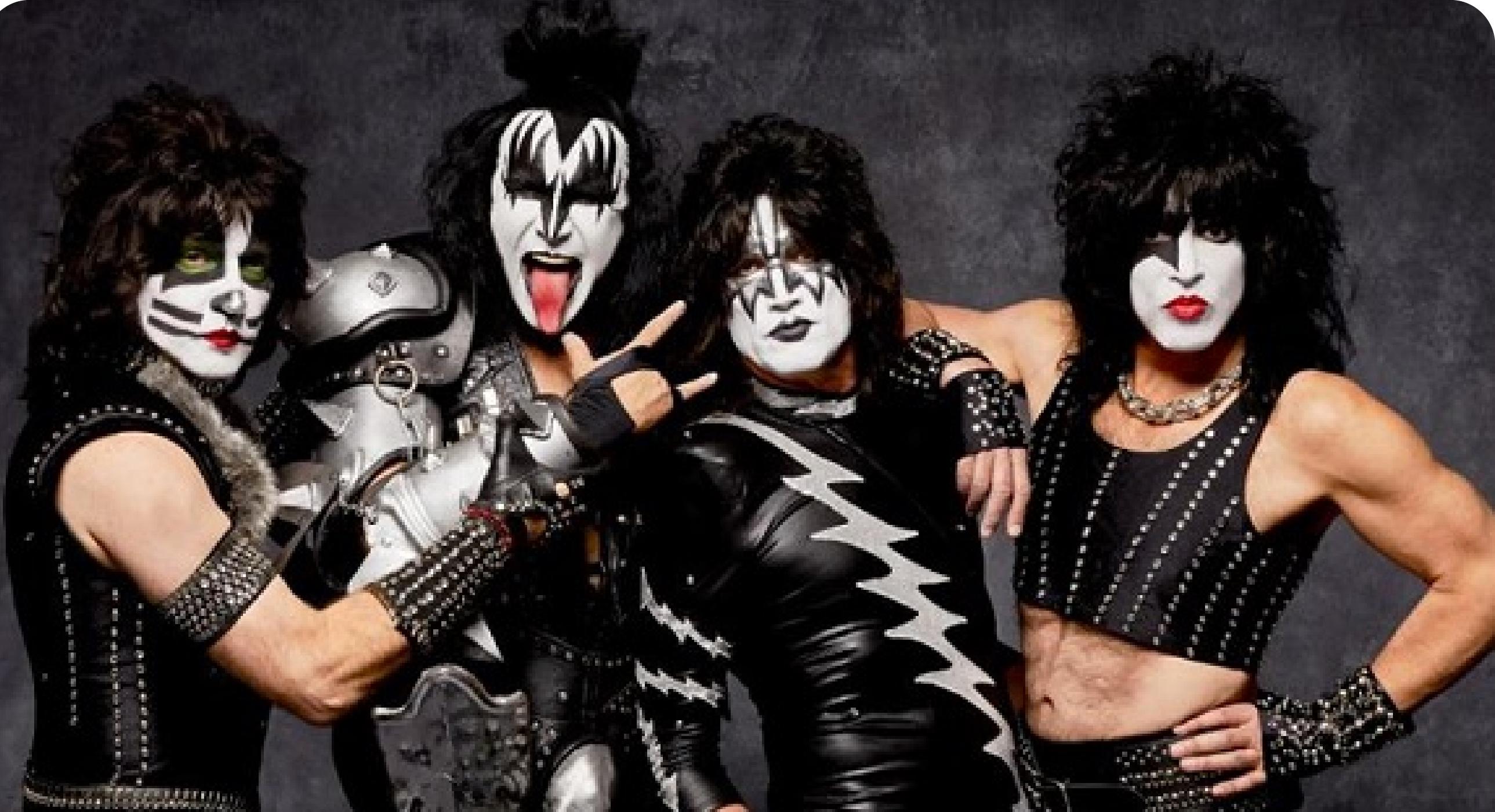 """El rock está muerto"""": Gene Simmons, integrante de KISS"""
