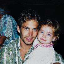 Conmovedor mensaje de la hija de Paul Walker por el que sería su cumpleaños 47
