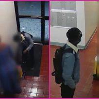 Sujeto ayudó a una mujer a entrar al ascensor y posteriormente la robó