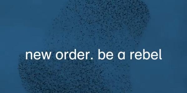 Después de cinco años, New Order aparece con su canción 'Be a Rebel'