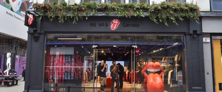 (Fotos) The Rolling Stones inaugura su primera tienda en Londres