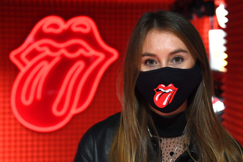 Rolling Stones Carnaby Street Store Opens - Press View