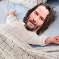 ¡Todos lo amamos! 'Keanu', entre los nombres más populares para bebés
