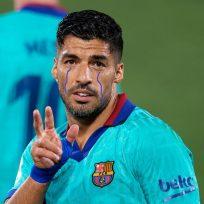 (Video) Luis Suárez se despide llorando del Barcelona