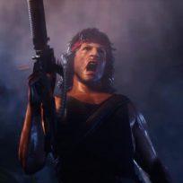 Mortal Kombat 11: Rambo llega al videojuego con la voz de Sylvester Stallone