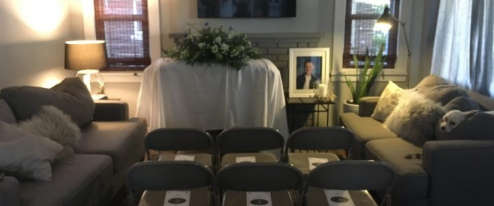 ¡Qué violencia! Esposo le celebró el cumpleaños a su pareja con un funeral