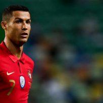 Cristiano Ronaldo dio positivo para coronavirus