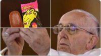 Imagen del papa se vuelve tendencia y los memes no se hacen esperar