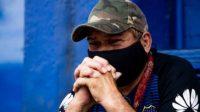 [Fotos] El rostro de tristeza de los Argentinos que refleja la muerte de Maradona