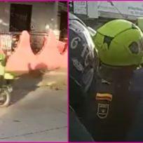 Mujer engañó a la Policía para capturar a su pareja mientras le ponía los cachos