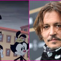 'Animaniacs' recibe múltiples críticas por supuesta burla a Johnny Depp