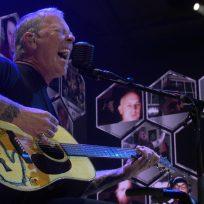 Metallica sorprendió a todos sus fanáticos con su concierto streaming acústico