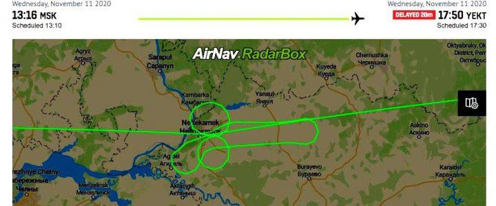 ¿Tremendo viaje? Pilotos dibujan un pene gigante en el cielo