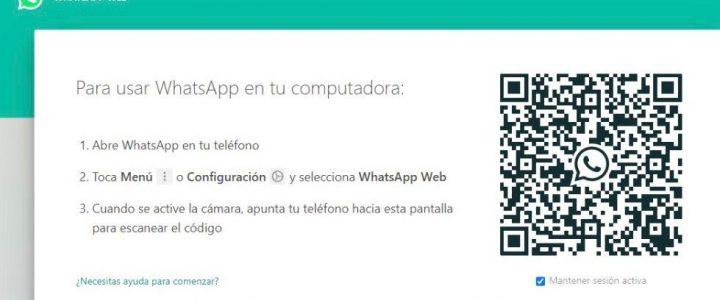 """WhatsApp Web: ¿Cómo evitar el mensaje """"Teléfono sin conexión""""?"""