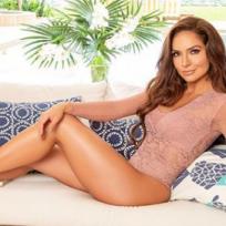 """""""Yo le haría"""", le dicen a Kimberly Reyes por foto en lencería"""