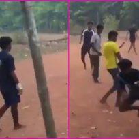 ¡Tremendo arquero! Joven se vuelve viral por sus impresionantes movimientos en la cancha
