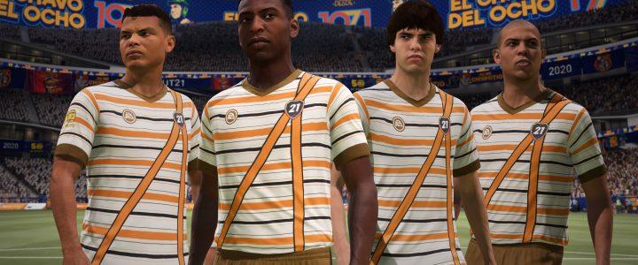 'El Chavo del 8' llega a FIFA 21 con uniforme, escudo y mucho más