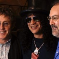 "Slash, Ashley Cooper y Roger Daltrey aparecen en el primer tráiler del documental ""Rock Camp"""
